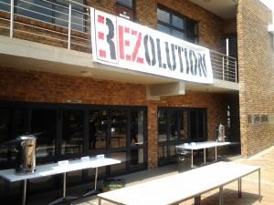 Rez banner
